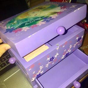 Tinker bell Jewelry Box